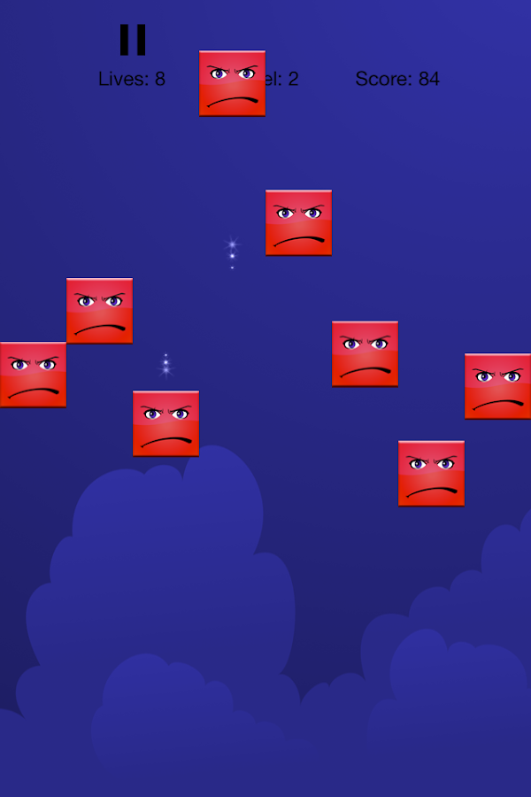 Blocfall Free - screenshot