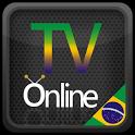 Live TV Online Brazil icon