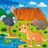Animals : didactic game