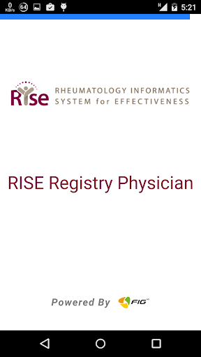 RISE Registry Physician