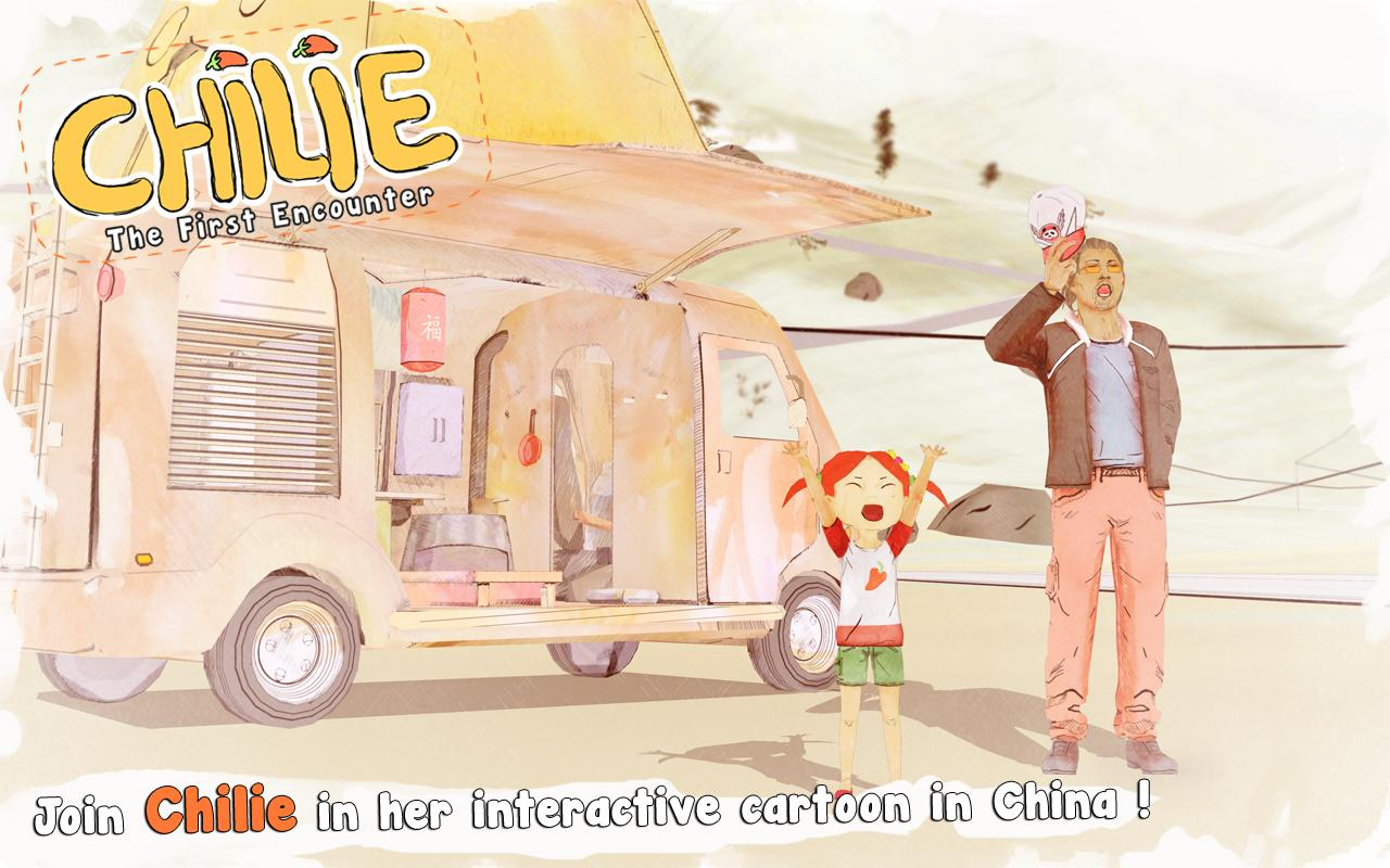 Chilie – Capture d'écran