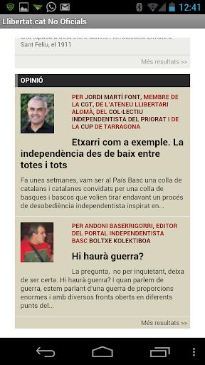 【免費新聞App】Llibertat.cat no Oficial-APP點子