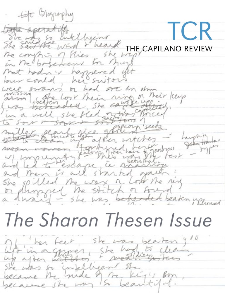 The Capilano Review - Series 3, No. 5