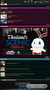 Thailand Travel Information - screenshot thumbnail
