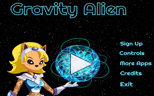 Gravity Alien Lite - screenshot thumbnail