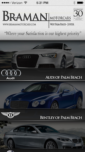 Braman Motorcars Palm Beach