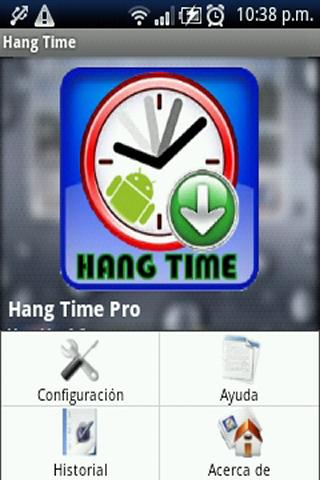 Hang Time- screenshot