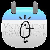Universidad Valencia horario