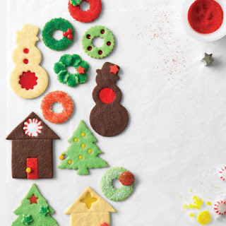 Cutout Cookies.