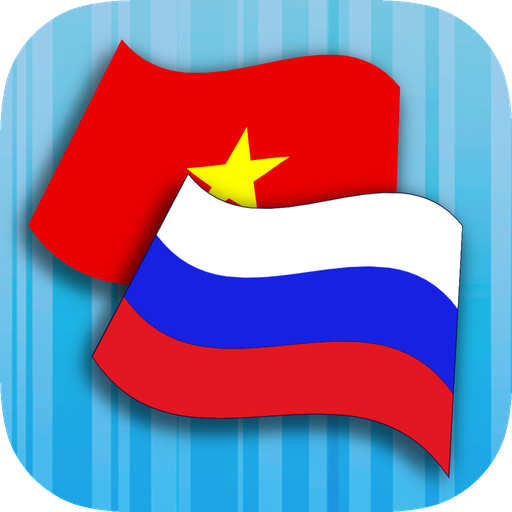 Russian Vietnamese Translator Icon