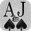 Ultimate BlackJack 3D FREE icon