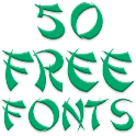 Fonts for FlipFont 50 #7 icon