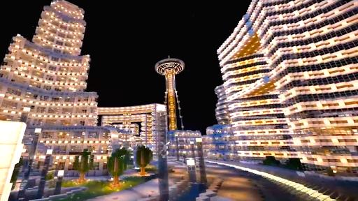 Future City Ideas - Minecraft