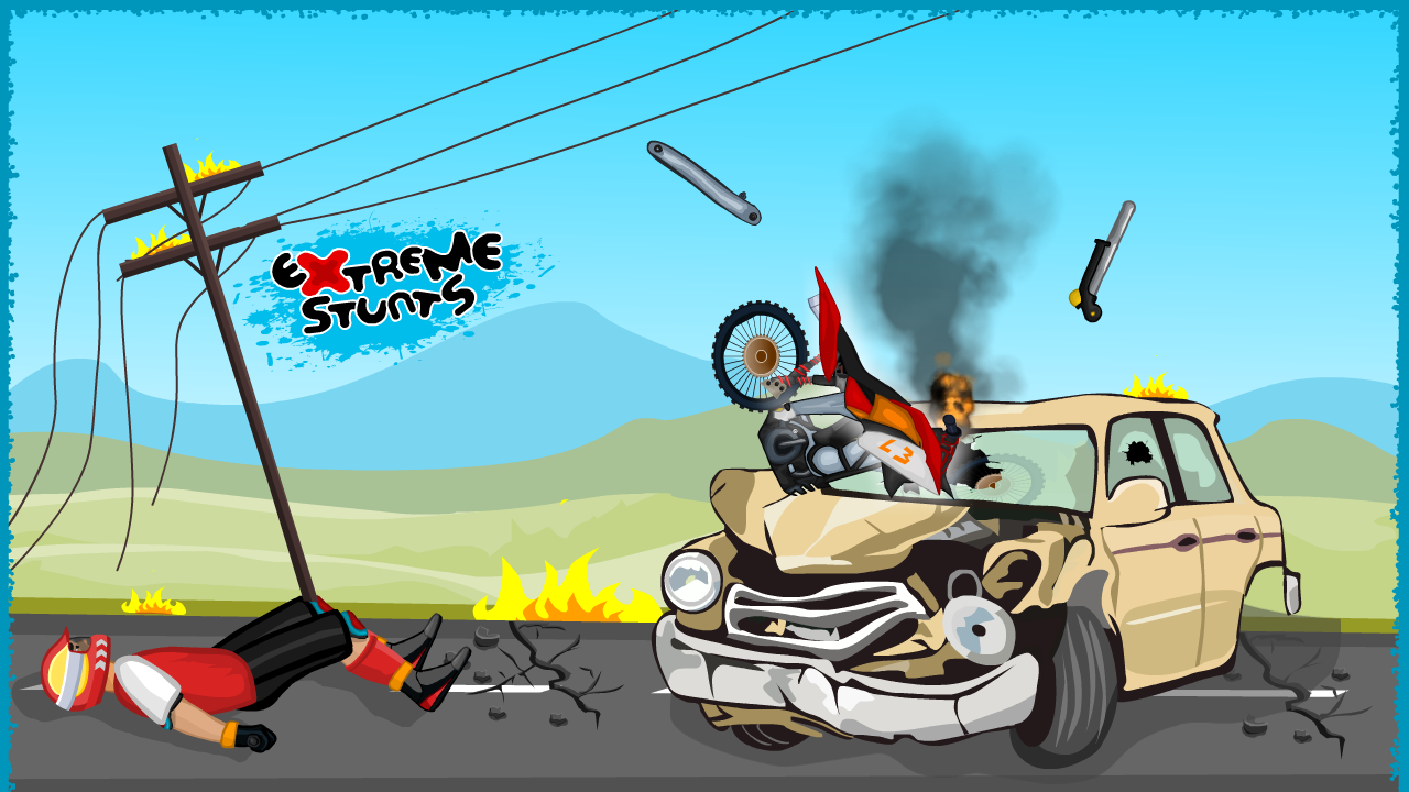 Extreme Stunts- screenshot