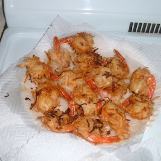 Beachcomber's Coconut Shrimp