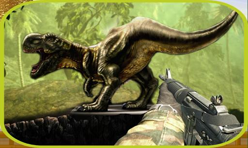 Jungle Dinosaur Run