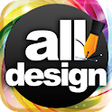 All Design logo