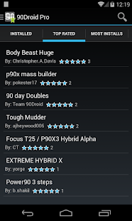 Fit XT Pro (90Droid)- screenshot thumbnail