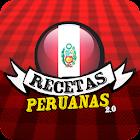 Recetas Peruanas 2.0 icon