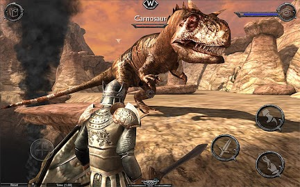 Ravensword: Shadowlands 3d RPG Screenshot 1
