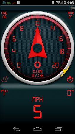 Gps Speedometer 1.3.2 screenshot 378901