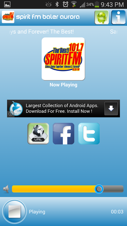 Spirit FM Baler Aurora - screenshot