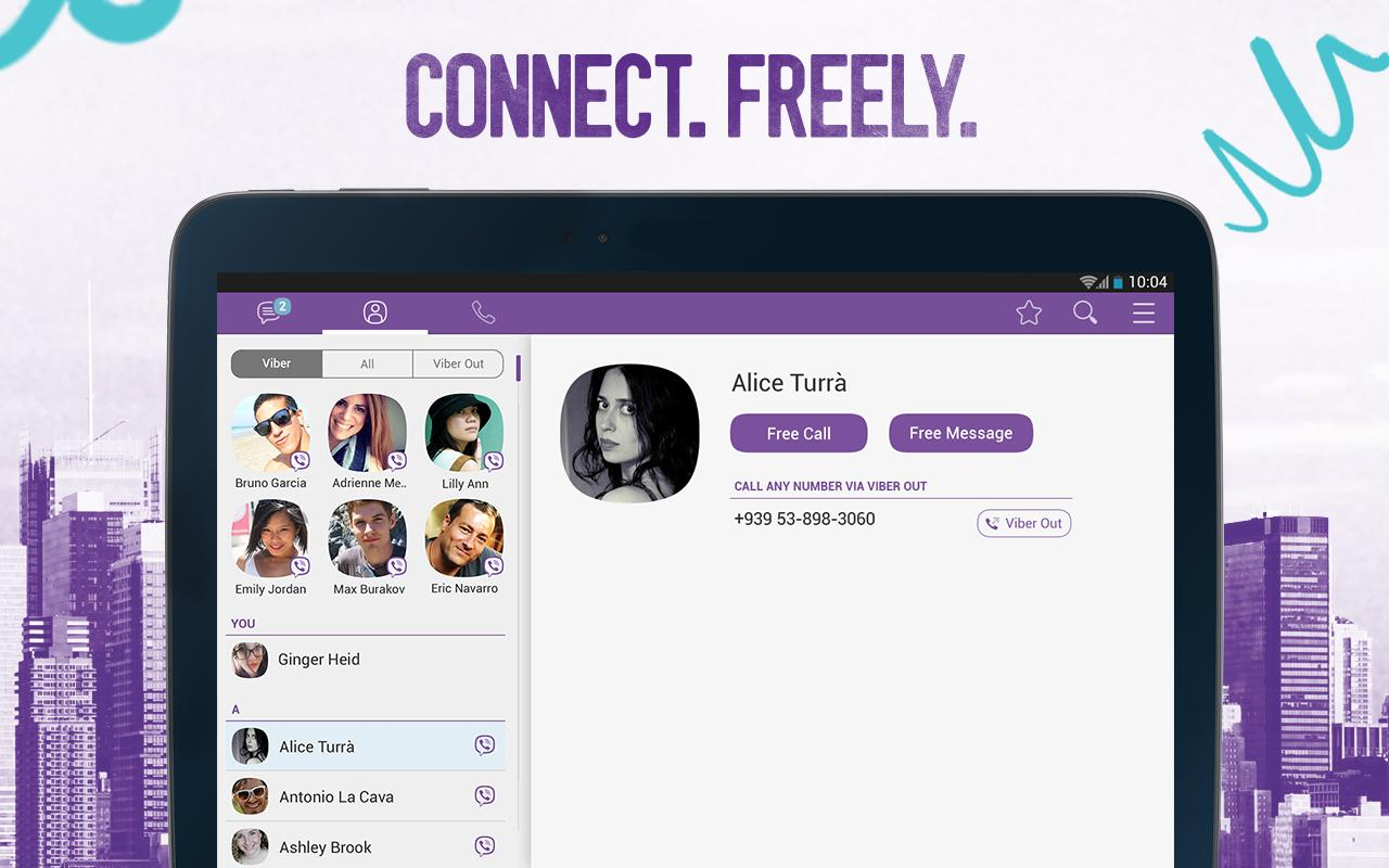 Download viber: free messages & calls 3. 0. 2. 5 android apps.