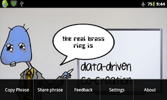 Screenshot of Bizbot