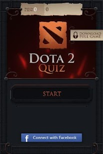 Dota Quiz - screenshot thumbnail