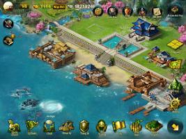 Screenshot of Ngoạ Long Mobile