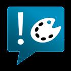 Notify - WP7 Magenta Theme icon