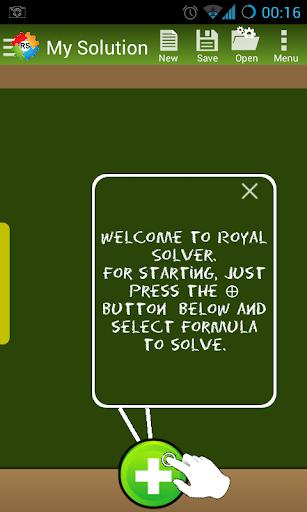 Royal Solver Pro