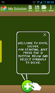 Royal Solver Pro Screenshot 1