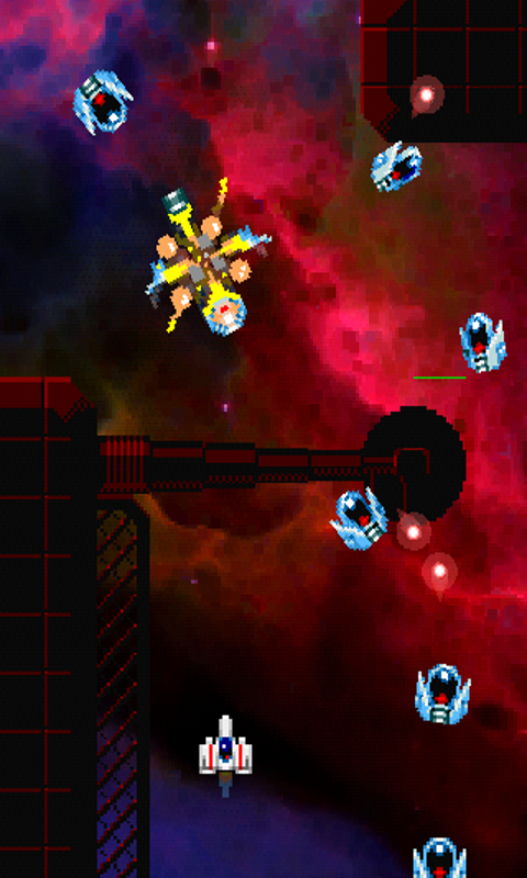 RetroShips - Space Shooter- screenshot