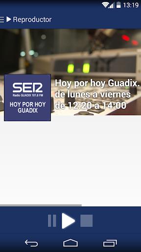 Radio Guadix Cadena SER