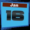 DayDate Calc icon