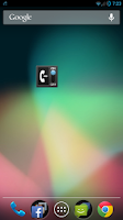 Screenshot of Simple Call Forwarding