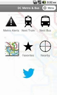 DC Metro and Bus - screenshot thumbnail