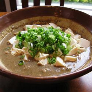 Japanese Country-Style Miso and Tofu (Hiya Shiru)