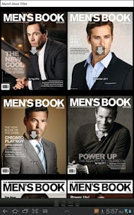 The Men's Book Chicago - screenshot thumbnail