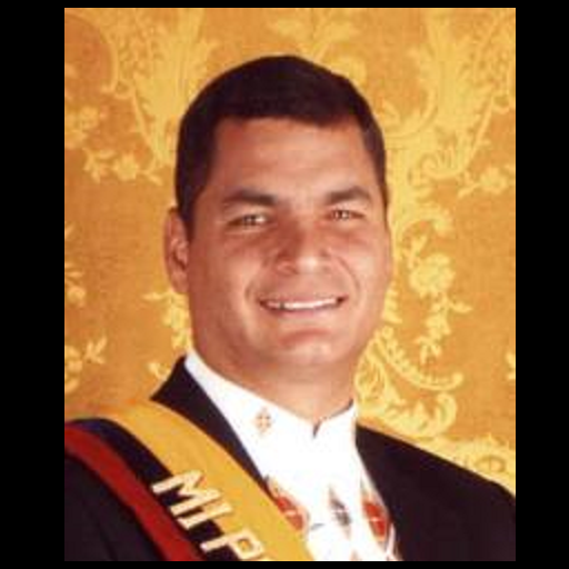 Rafael Correa LOGO-APP點子