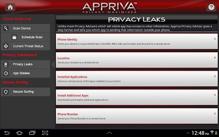 Antivirus for Android Screenshot 6
