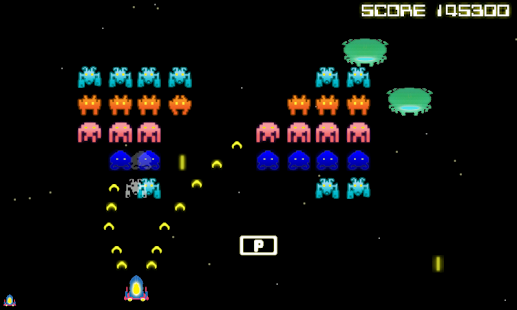 Space Intruders- screenshot thumbnail