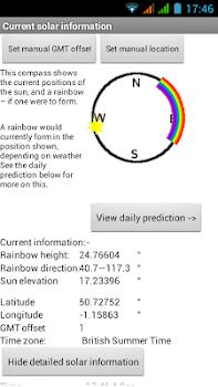 Rainbow Forecaster