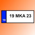 Plaka Kodları icon