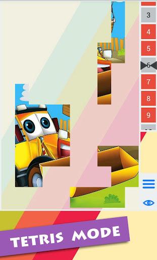 【免費漫畫App】Cartoon Vehicles For Kids-APP點子
