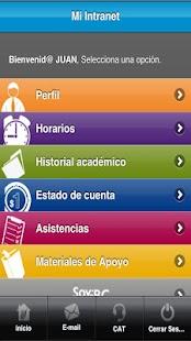Escuela Bancaria y Comercial - screenshot thumbnail