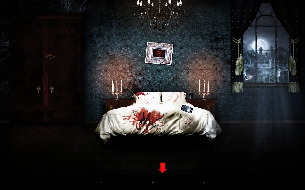 House of Fear - screenshot