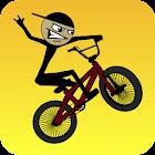 Stickman BMX icon