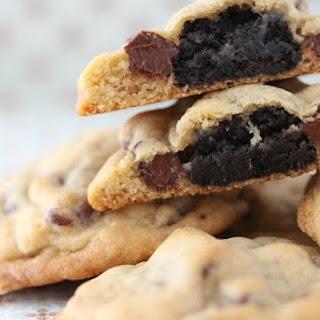 Oreo Cookie Ball Stuffed Cookies.